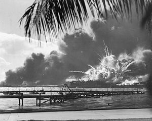 A navy photographer snapped this photograph of...