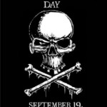It be Talk Like A Pirate Day 2013!